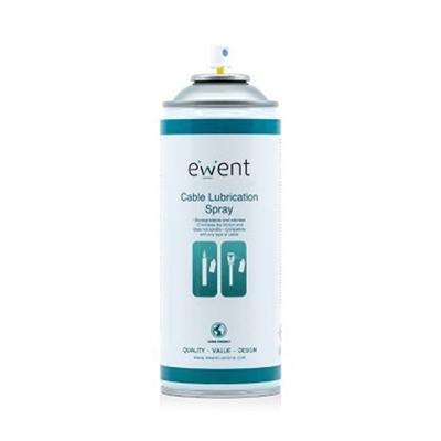 EWENT EW5618 Pulverizador lubricación cables 400ml - Imagen 1