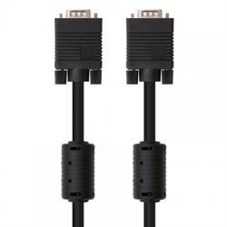Cable Conmutador Vga 10 metros Negro - Imagen 1