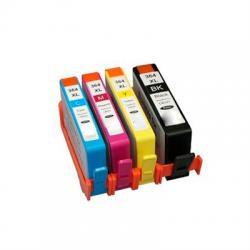 INKOEM Cartucho Compatible HP N364 XL Magenta - Imagen 1