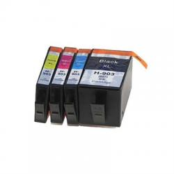 INKOEM Cartucho Compatible HP N903 XL Negro - Imagen 1