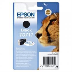 Epson Cartucho T0711 Negro - Imagen 1