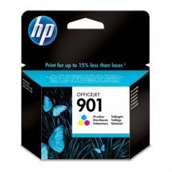 HP Cartucho 901 Color - Imagen 1