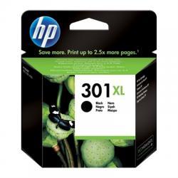 HP Cartucho 301XL Negro - Imagen 1