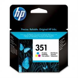 HP Cartucho 351 Color - Imagen 1