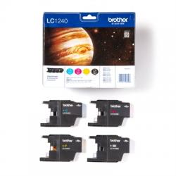 Brother Cartucho Multipack LC1240VALBP - Imagen 1