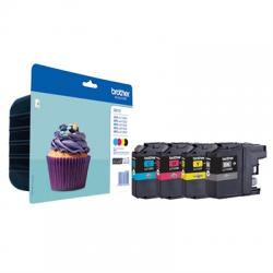 Brother Cartucho Multipack LC123VALBP - Imagen 1