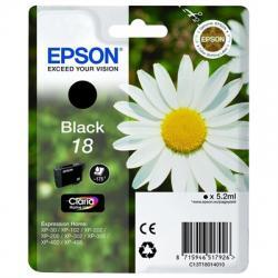 Epson Cartucho T1801 Negro - Imagen 1