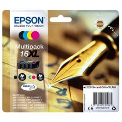 Epson Cartucho Multipack T16 - Imagen 1