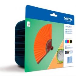 Brother Cartucho Multipack LC129XL VALBP - Imagen 1