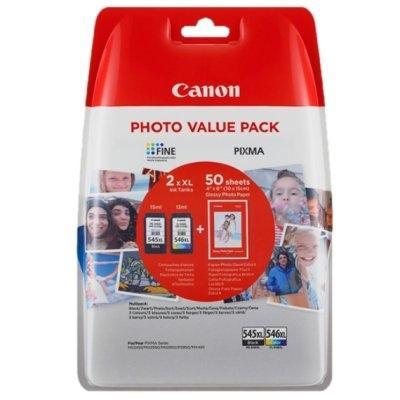 Canon Cartucho Multipack PG-545XL/CL-546XL - Imagen 1