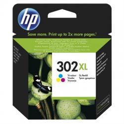 HP Cartucho 302XL Color - Imagen 1