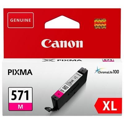 Canon Cartucho CLI-571MG XL Magenta - Imagen 1