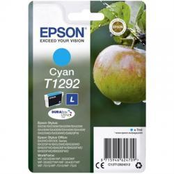 Epson Cartucho T1292 Cyan - Imagen 1