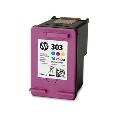 HP Cartucho 303 Color - Imagen 1