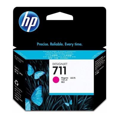 HP Cartucho 711 Magenta - Imagen 1