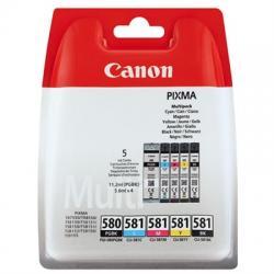 Canon Cartucho Multipack PGI-580/CLI-581 - Imagen 1