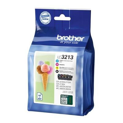 Brother Cartucho Multipack LC3213VAL - Imagen 1