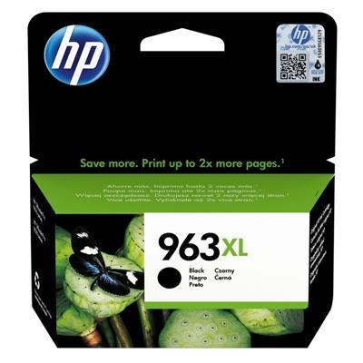 HP Cartucho 963XL Negro - Imagen 1