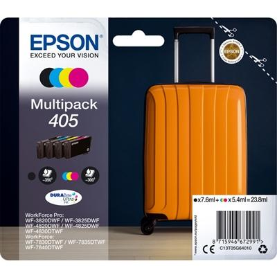 Epson Cartucho Multipack 405 4 Colores - Imagen 1