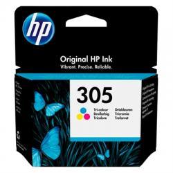 HP Cartucho Multipack 305 Tricolor - Imagen 1