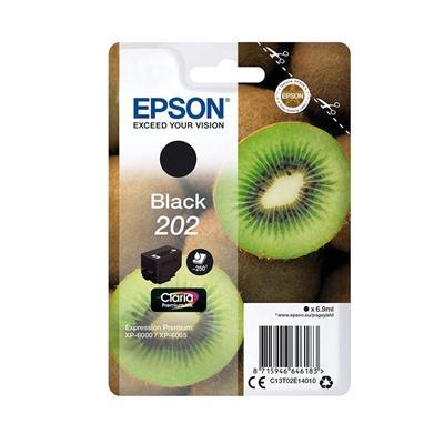 Epson Cartucho 202 Negro - Imagen 1
