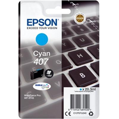 Epson Cartucho WF-4745 Cian - Imagen 1