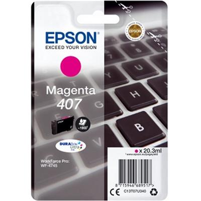 Epson Cartucho WF-4745 Magenta - Imagen 1