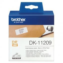 Brother Etiquetas Dirección 62x29 Blancas - Imagen 1