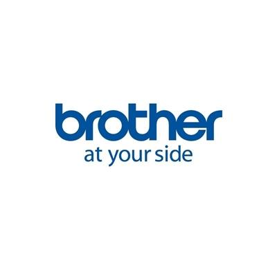 Brother Papel 12 Rollos Ancho 102mmx50mm - Imagen 1