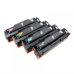 INKOEM Tóner Compatible HP 205 Magenta - Imagen 1