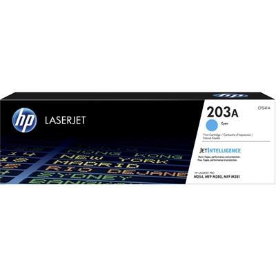 HP Tóner 203A Cyan - Imagen 1
