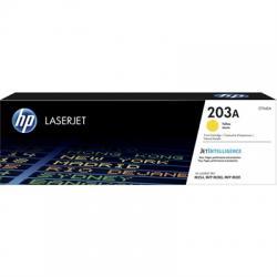 HP Tóner 203A Amarillo - Imagen 1