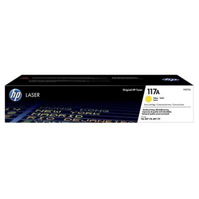 HP Tóner 117A Amarillo - Imagen 1