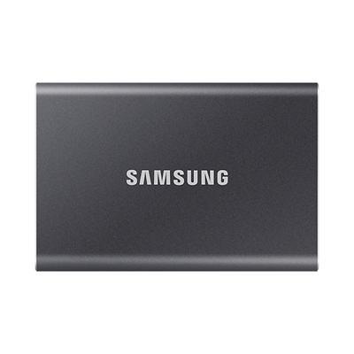 Samsung T7 SSD Externo 1TB NVMe USB 3.2  Gris - Imagen 1