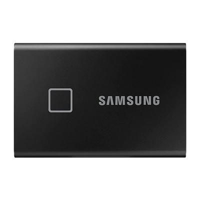 Samsung T7 Touch SSD Externo 1TB NVMe USB 3.2 - Imagen 1