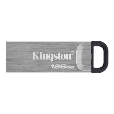 Kingston DataTraveler DTKN 128GB USB 3.2 Gen1 Plat - Imagen 1