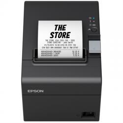 Epson Impresora Tickets TM-T20III Usb+RS232 Negra - Imagen 1