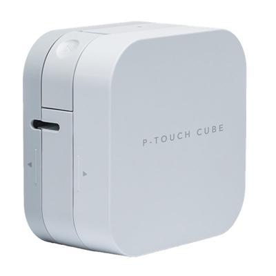 Brother Rotuladora Electrica PTP300BT Cube - Imagen 1