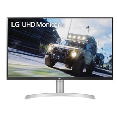 "LG 32UN500-W  monitor LED 31.5"" 4K 2xHDMI DP MM - Imagen 1"