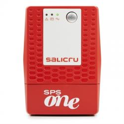 Salicru SPS one 900VA SAI 480W 2xSchuko 2xRJ11 USB - Imagen 1