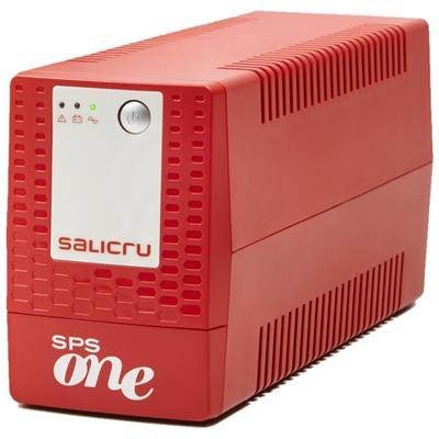 Salicru SPS one 500VA SAI 240W 2xSchuko 2xRJ11 USB - Imagen 1