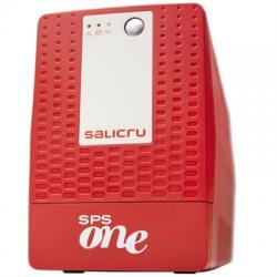 Salicru SPS one 1100VA / 600W 4xSchuko 2xRJ11 USB - Imagen 1