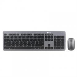 NGS Kit teclado+ratón inalámbrico 2,4 ghz. Slim - Imagen 1