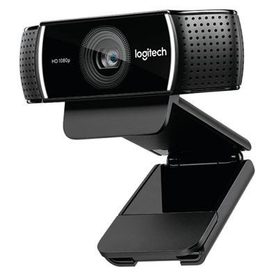 Logitech Webcam C922 960-001088 Strem Cam USB - Imagen 1