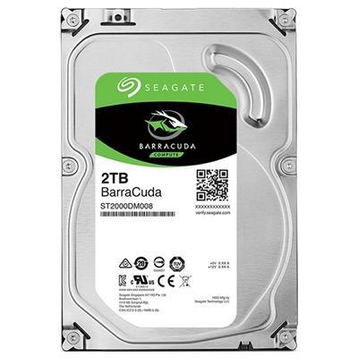 "Seagate BarraCuda ST2000DM008 2TB 3.5"" SATA3 - Imagen 1"