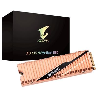Gigabyte AORUS Gen 4 SSD NVMe 1TB - Imagen 1