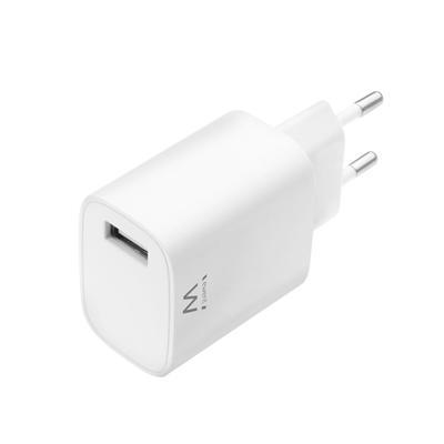 Ewent EW1301 Cargador USB Compacto 2.4A (12W) - Imagen 1