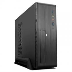 Tooq Caja Micro ATX/ITX TQC-3006DU3C 500W USB3.0 - Imagen 1
