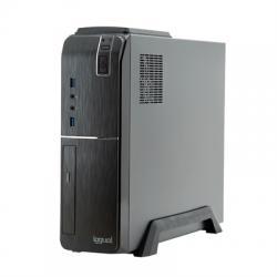 Iggual Caja Micro ATX/ITX Slim 500w 80plus USB 3.0 - Imagen 1