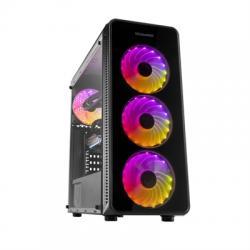 Nox Semitorre ATX NOX Hummer TGM Rainbow RGB - Imagen 1